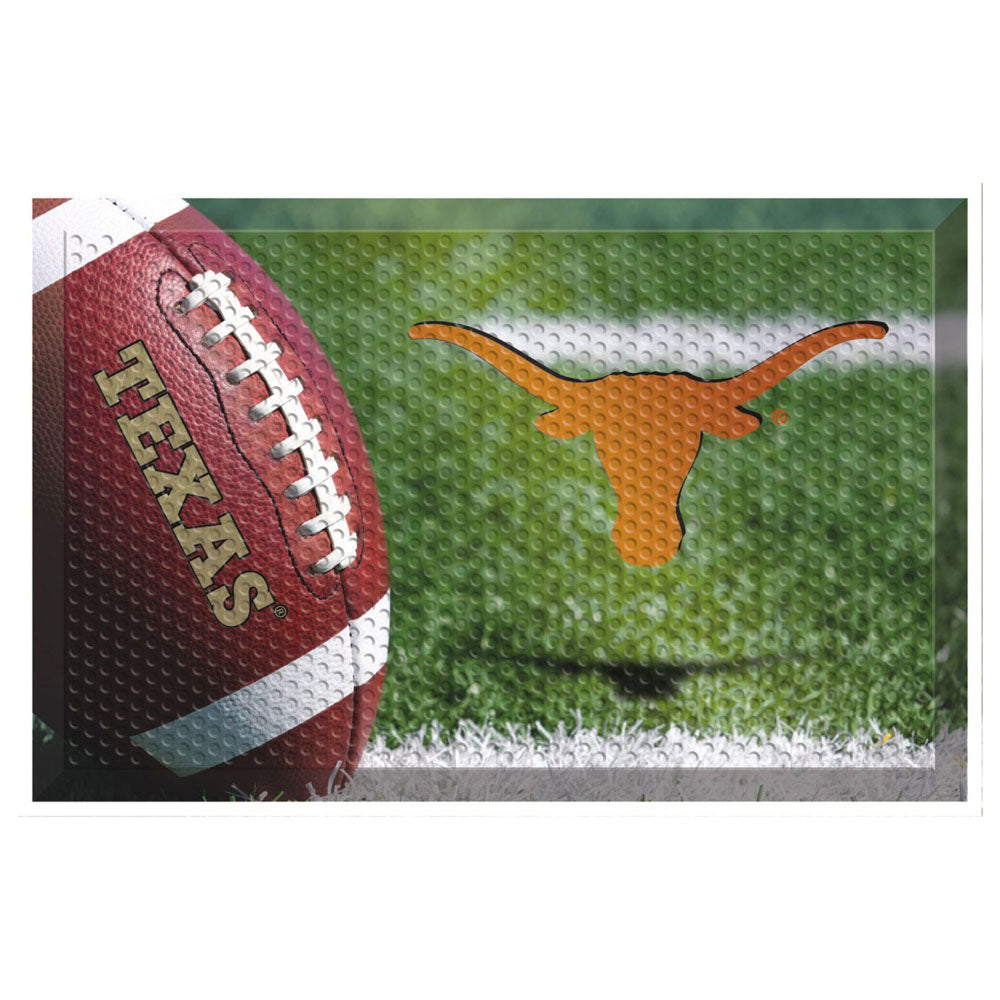 Texas Longhorns Home Floor Mat