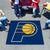 Indiana Pacers Tufted 72 x 48 Area Rug