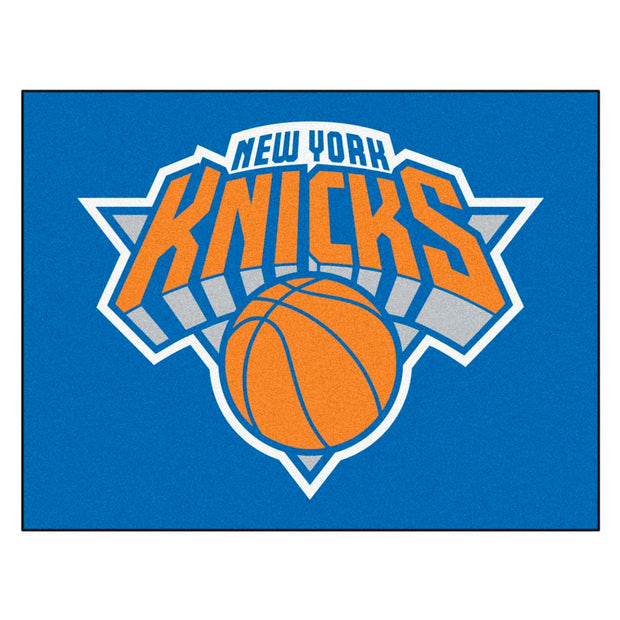 New York Knicks Tufted Area Rug