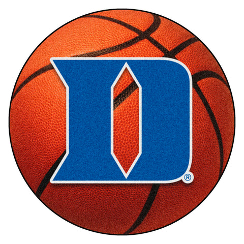 Duke Blue Devils Basketball Area Rug