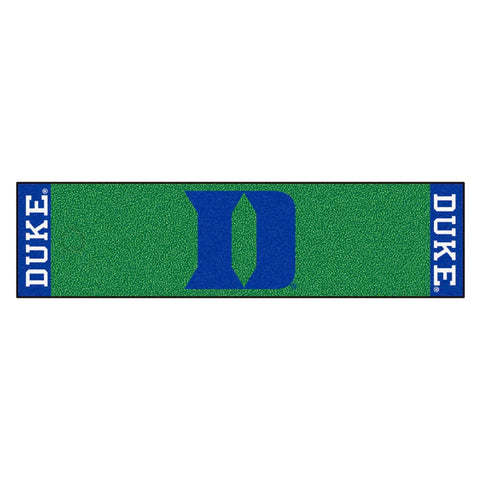 Duke Blue Devils Hockey Puck Area Rug
