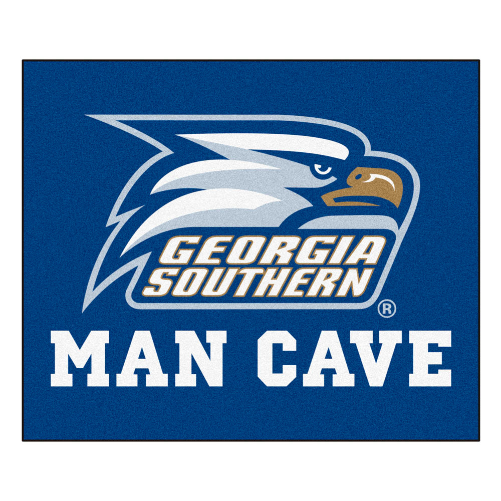 Georgia Southern Eagles Man Cave Area Rug