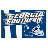 Georgia Southern Eagles Team Logo Accent Rug