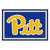 Pittsburgh Panthers Ultra Plush Area Rug - Team Sports Gift