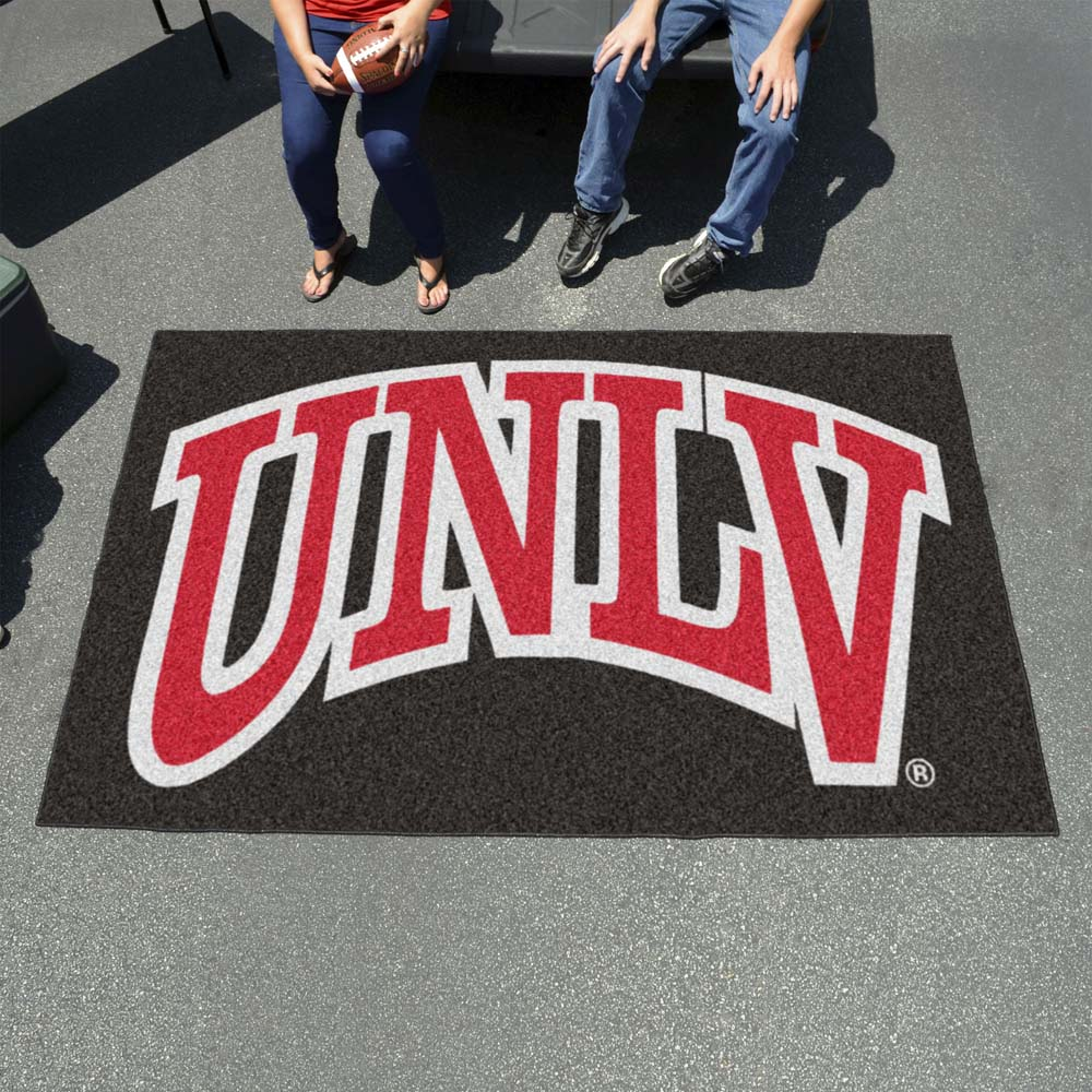 UNLV Rebels Tufted Area Rug Ultimat Rug