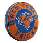 Decorative New York Knicks Cloud To Go Pillow Back