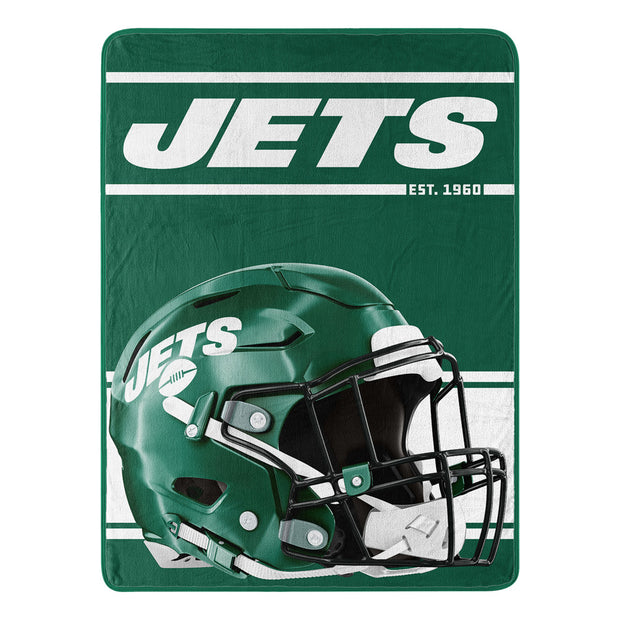 New York Jets Football Lap Blanket