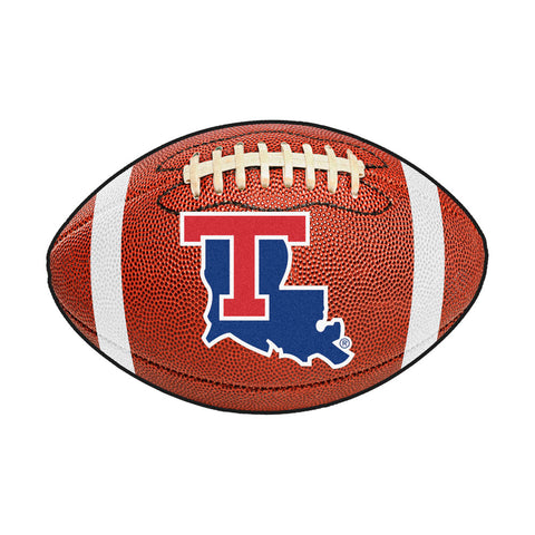 Louisiana Tech Bulldogs Touchdown Football Area Rug