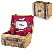 Cincinnati Bearcats Picnic Basket for 2