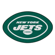 New York Jets Team Mascot Accent Rug