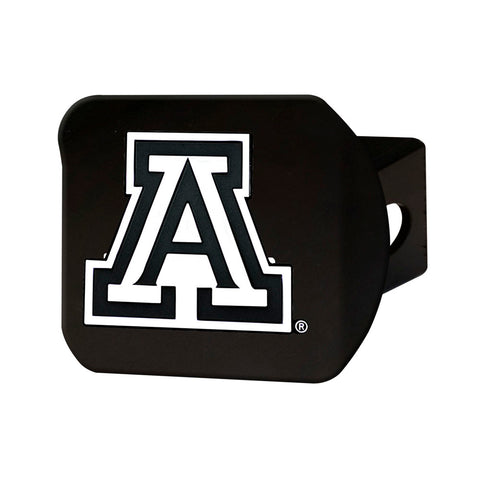 University of Arizona Wildcats Black Hitch Receiver Cover