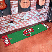Western Kentucky Hilltoppers Golf Putting Green Mat