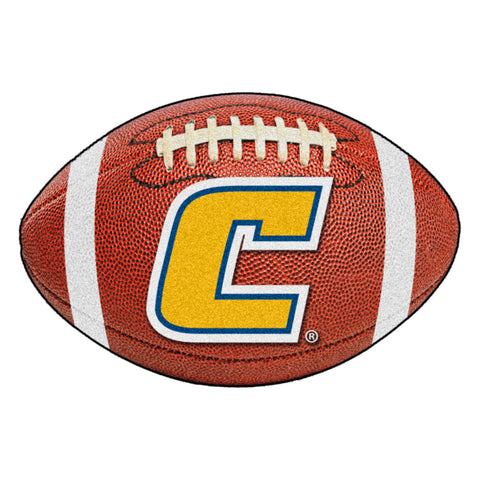 Tennessee-Chattanooga Mocs Touchdown Football Area Rug