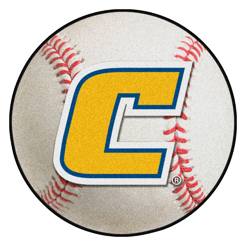Tennessee-Chattanooga Mocs Grand Slam Baseball Area Rug