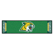 Northern Michigan Wildcats Golf Putting Green Mat