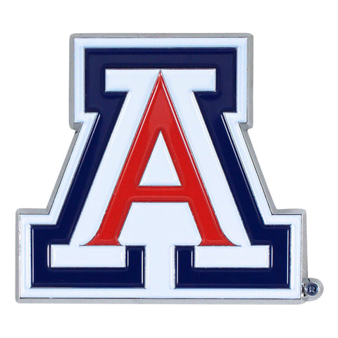 University of Arizona Wildcats Color Emblem for Auto, Laptop or Mailbox