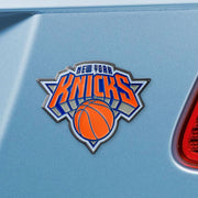 New York Knicks Color Emblem for Auto, Laptop or Mailbox
