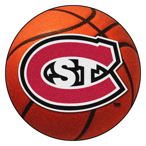 St. Cloud State Huskies Basketball Area Rug
