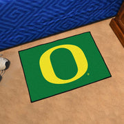 Oregon Ducks Tufted Area Rug Starter Rug