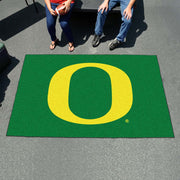 Oregon Ducks Tufted Area Rug Ultimat Rug