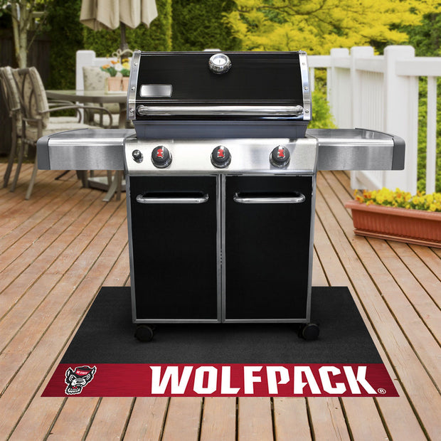 North Carolina State Wolfpack BBQ Grill Mat - Team Sports Gift