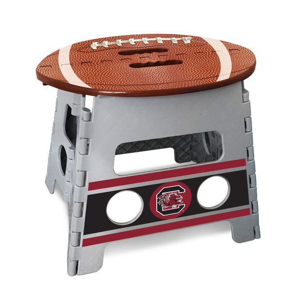 South Carolina Gamecocks Football Step Stool from Team Sports Gift. Click now to shop a wide variety of kids gear, bedding, games and much more.  TSG, for the super fan in all of us.