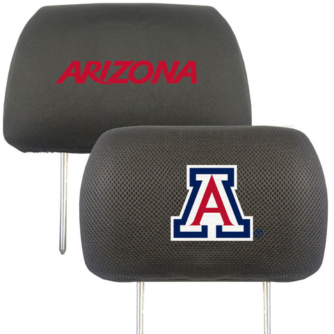 University of Arizona Wildcats Headrest Covers