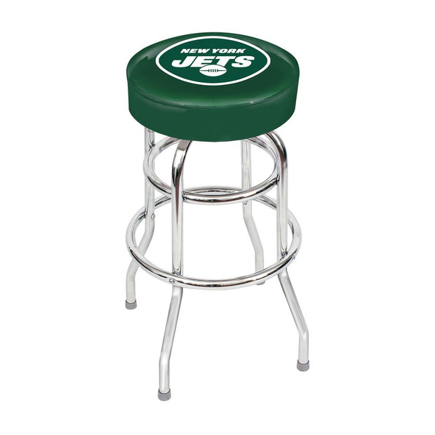 New York Jets Game Room Stool