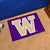 Washington Huskies Tufted 30 x18 Area Rug