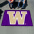 Washington Huskies Tufted 96 x 60 Area Rug