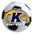 Kent State Golden Flashes Soccer Ball Rug