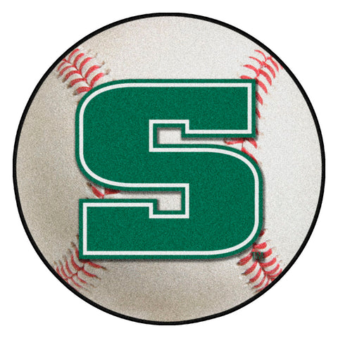 Slippery Rock Grand Slam Baseball Area Rug