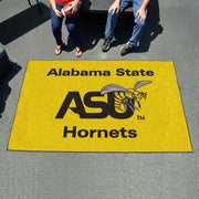 Alabama State Hornets Tufted Area Rug Ultimat Rug