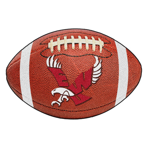 Eastern Washington Eagles Touchdown Football Area Rug