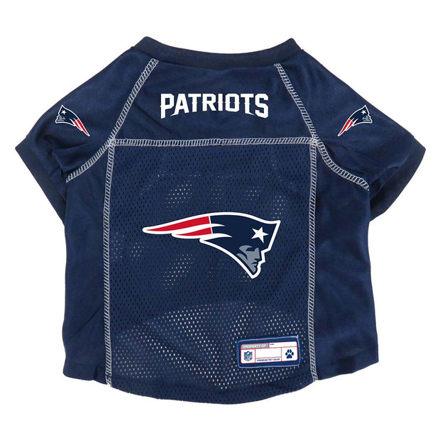 New England Patriots NFL Team Jersey Dog Clothing