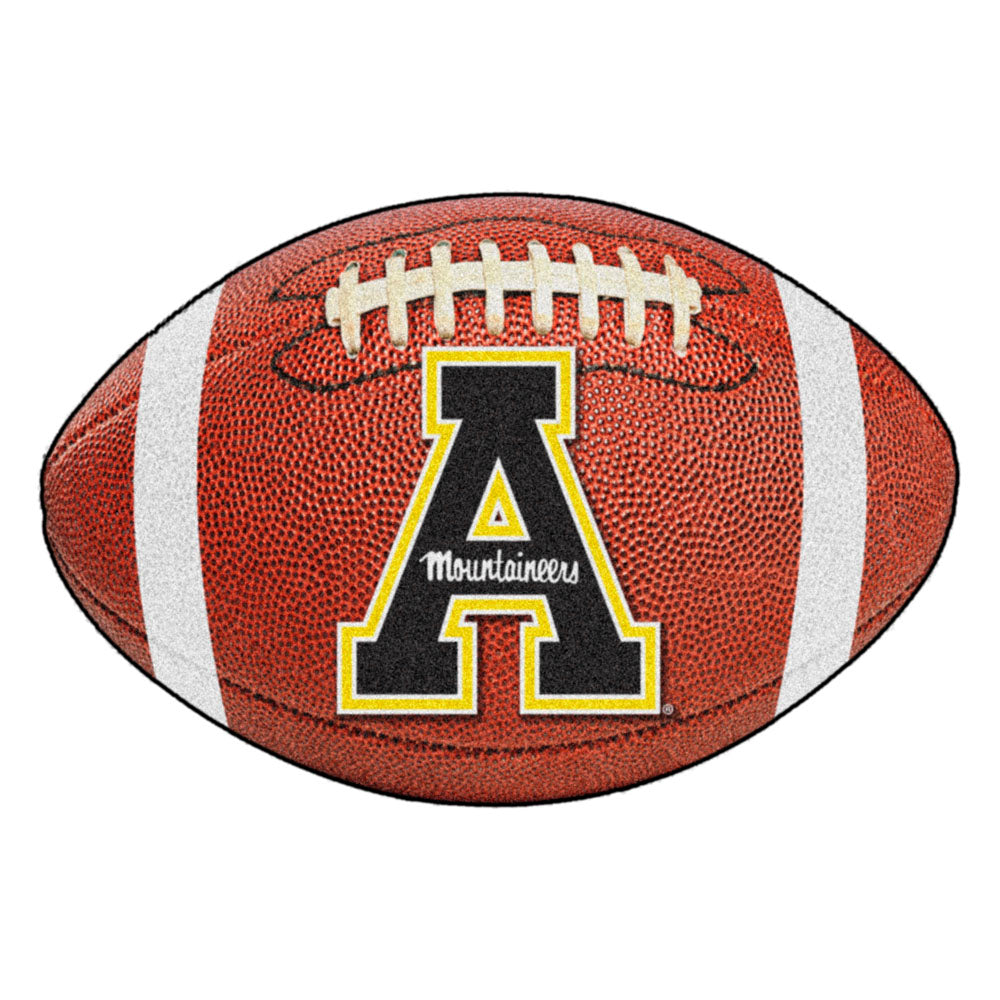 Appalachian State Mountaineers Touchdown Football Area Rug