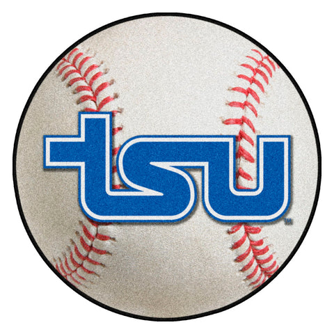 Tennessee State Tigers Grand Slam Baseball Area Rug