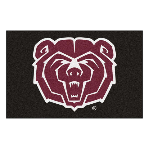 Missouri State Bears Tufted Area Rug Starter Rug