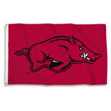 Arkansas Razorbacks Team Spirit Flag
