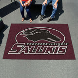 Southern Illinois Salukis Tufted Area Rug Ultimat Rug