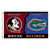 Florida Gators-Florida State Seminoles House Divided Flag - Team Sports Gift