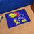 Kansas Jayhawks Tufted 30 x18 Area Rug