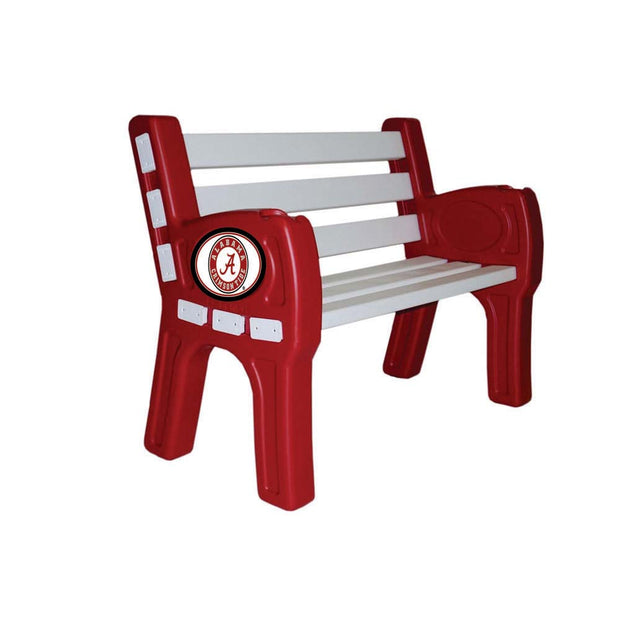 Alabama Crimson Tide Garden Bench