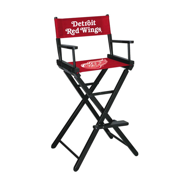 Detroit Red Wings Directors Bar Stool