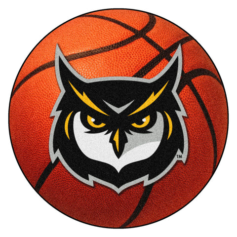 Kennesaw State Owls Basketball Area Rug