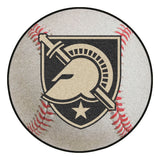 Army Black Knights Grand Slam Baseball Area Rug