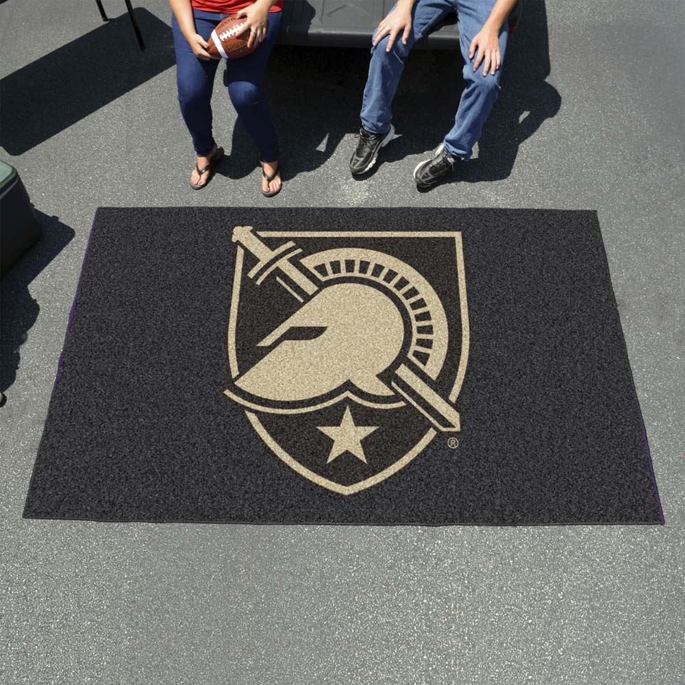 Army Black Knights Tufted Area Rug Ultimat Rug