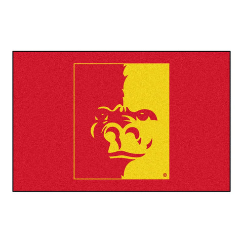 Pittsburg State Gorillas Tufted Area Rug Starter Rug