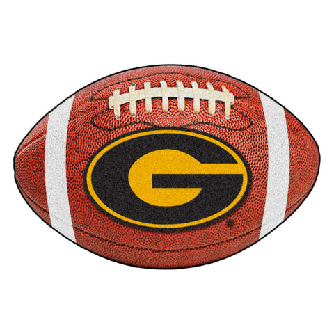 Grambling State Tigers Touchdown Football Area Rug