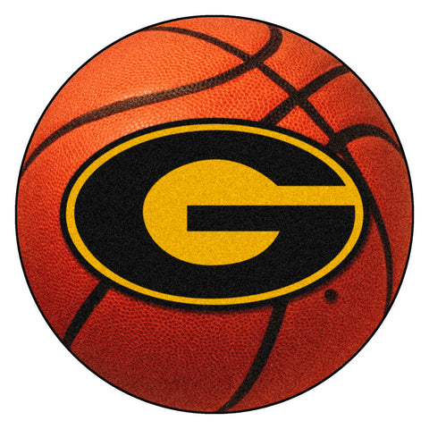 Grambling State Tigers Basketball Area Rug